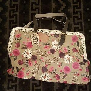 Handbags - Vegan leather weekender bag